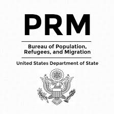 Bureau of Population, Refugees and Migration (PRM)