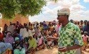 Assoumane Tssiako is a member of the Husband Schools in Niger. Photo: Jennifer Nolan / Concern Worldwide.