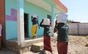 Concern staff working hard in the Somali Region, Ethiopia Photo: Jennifer Nolan/ Concern Worldwide.