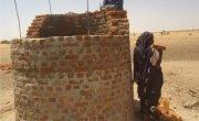 A hand-dug well under construction in Umdraba Village in Arafa, Republic of Sudan. Photo: Concern Worldwide.