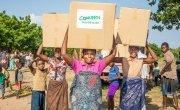 Aid arrives for people in Nsanje. Photo: Gavin Douglas / Concern Worldwide