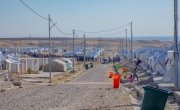 A refugee camp in north-west Iraq. Photo: Gavin Douglas/Concern Worldwide.