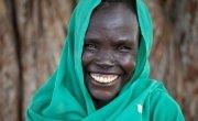 Maceline from South Sudan