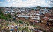 Kibera in Nairobi is Africa's largest urban slum.