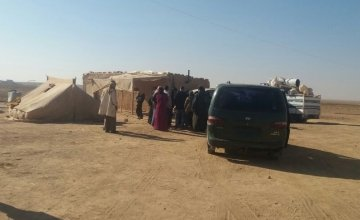 Concern on the ground in Northern Syria