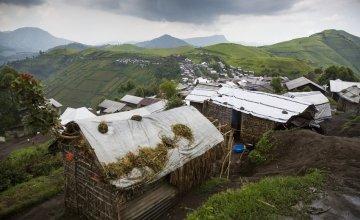 Katale in North Kivu, DRC. Photo: Kieran McConville / Concern Worldwide.