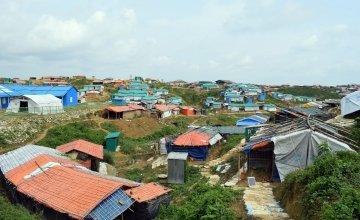 Cox's Bazar Refugee Camp, Bangladesh