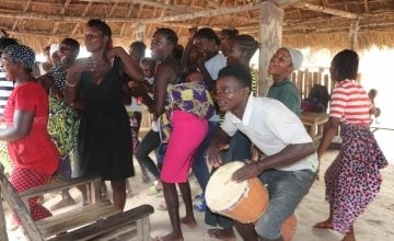 Adolescent Sexual and Reproductive Health programme Sierra Leone