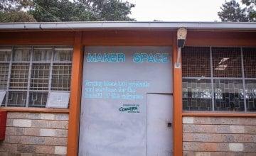Maker Space in Nairobi, Kenya