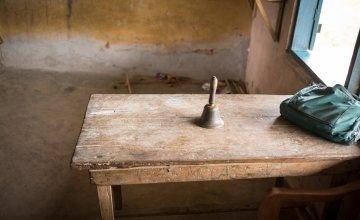 RC Primary School Makali, Sierra Leone 2014 Photo: Michael Duff.