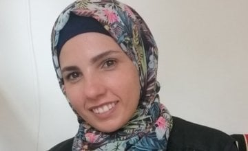 Sanaa is Senior Protection Officer for Concern in Lebanon
