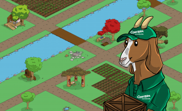 Snapshot of Concern's Sustainimals game