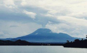 Volcanic eruption in Goma, Democratic Republic of Congo
