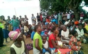 People affected by Cyclone Idai. Photo: Concern Worldwide