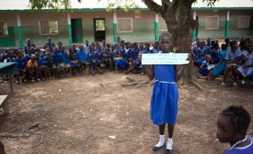 In October 2015, the Ministry of Education launched an out of school hours education programme for pregnant girls. Photo: Concern Worldwide.