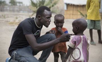 Local organisations have a better knowledge of communities. Photo: Kieran McConville / Concern Worldwide