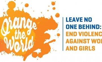 Logo for the 16 Days of Activism against Gender Based Violence campaign. Source: UN http://www.un.org/en/events/endviolenceday/
