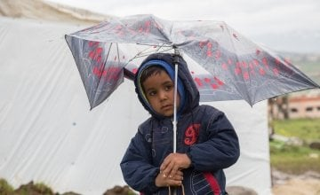 Lebanon alone is home to 1.2 million refugees who have fled the conflict in Syria.