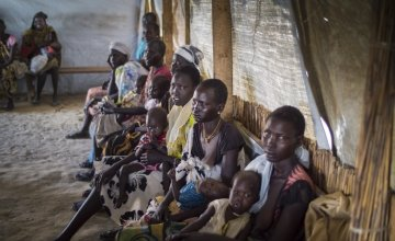 Civil unrest has been causing chaos in the newly-formed state of South Sudan for two and a half years. Photo: Concern Worldwide