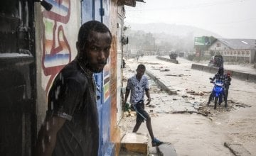 Scenes in Haiti after Hurricane Matthew. Photo: Concern Worldwide