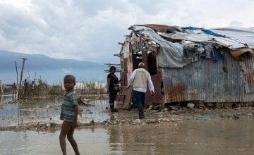 The aftermath of Hurricane Matthew in Haiti. Photo: Concern Worldwide