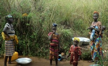 The Central African Republic has been suffering from widespread violence since late 2012