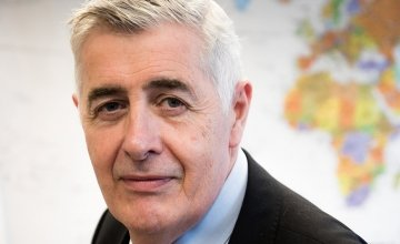Concern Worldwide Chief Executive Dominic MacSorley