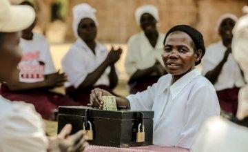 Mafulesi lives in Galafa village in Nsanje