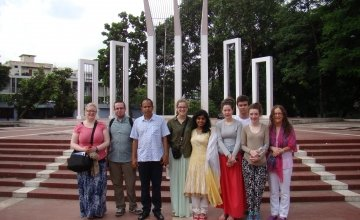 Concern group in Dhaka
