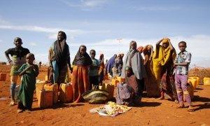 Relocated IDPs in Baidoa, Somalia, 2019