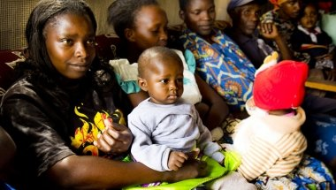 Concern Worldwide's approach to the prevention of Undernutrition