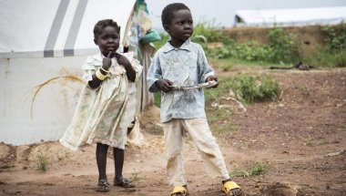 More than half the population in CAR needs humanitarian assistance. Photo: Concern Worldwide.