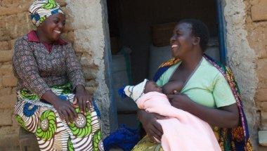 Briefing note on breastfeeding