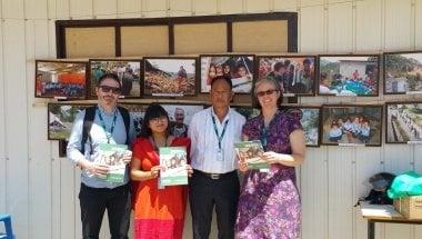 One year anniversary of Nepal earthquake