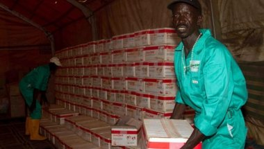 Concern marks World Humanitarian Day 2014