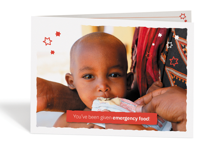 Concern Gift Card Emergency Food