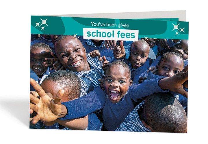 Children from the Gatoto Community School in Kenya. Photo: Gavin Douglas / Concern Worldwide