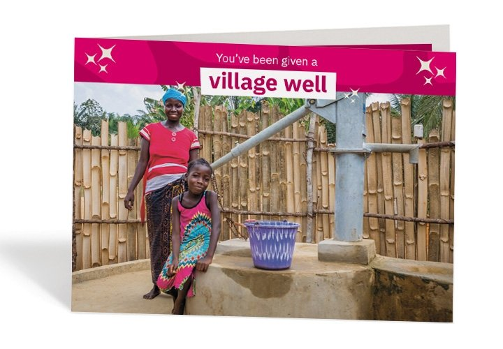 gifts / village well