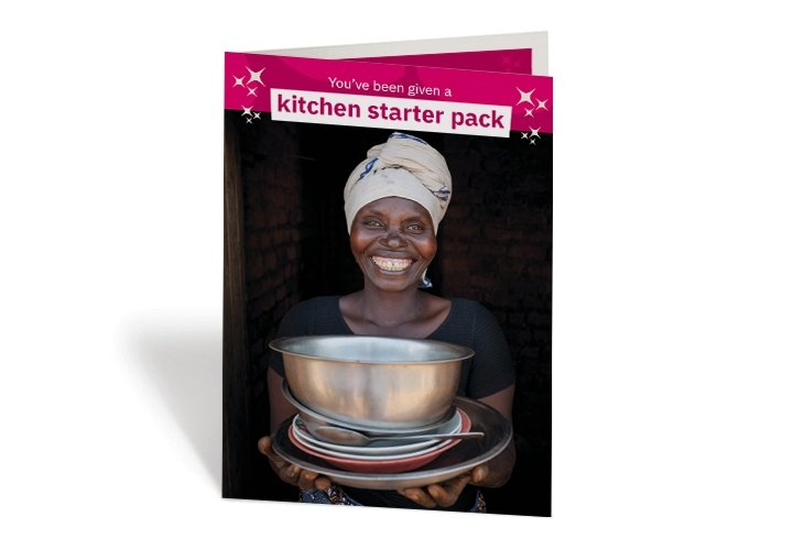 GIFTS / Kitchen Pack
