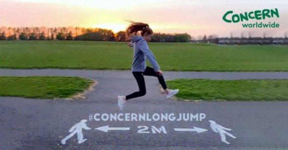 Long Jump Challenge