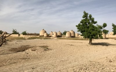 The village of Sabon Kalgo, Tahoua is in an area adversely affected by failed rains and poor harvests