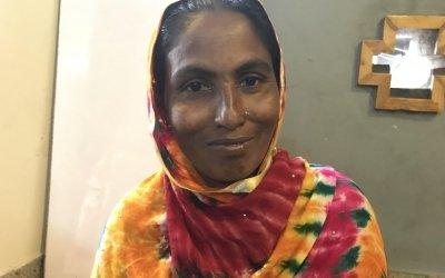 Falljan, pictured at Amrao Manush.