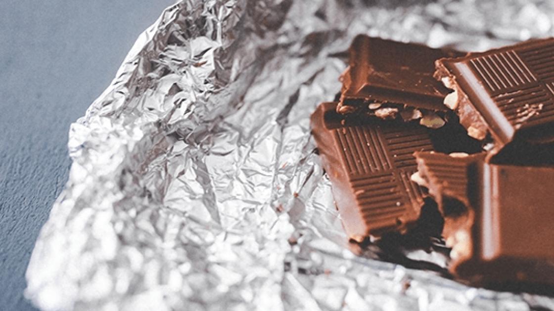 Chocoholics anonymous. Photo: Unsplash.