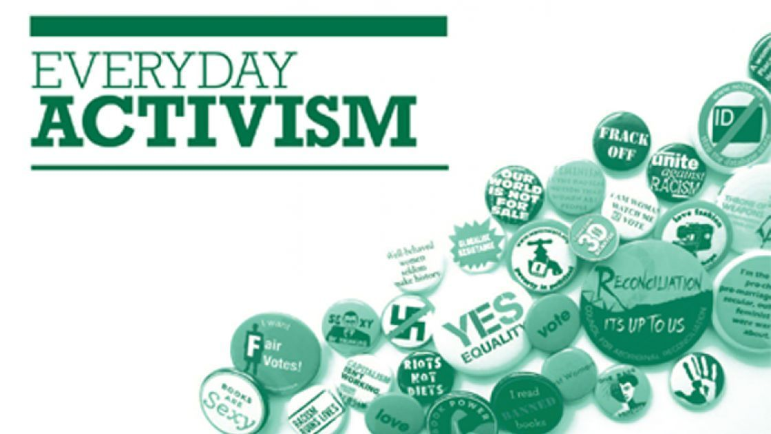 Everyday Activism resource. Photo: Concern Worldwide.