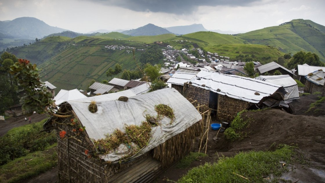 Katale in North Kivu, DRC. Photo: Kieran McConville / Concern Worldwide.