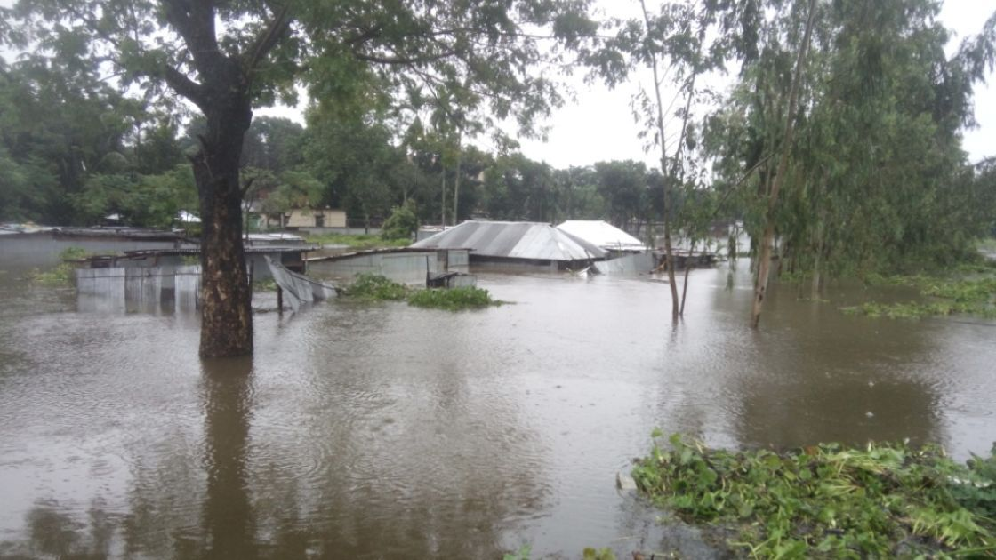 Floods in Northern Bangladesh