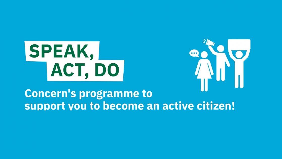 Speak, Act, Do