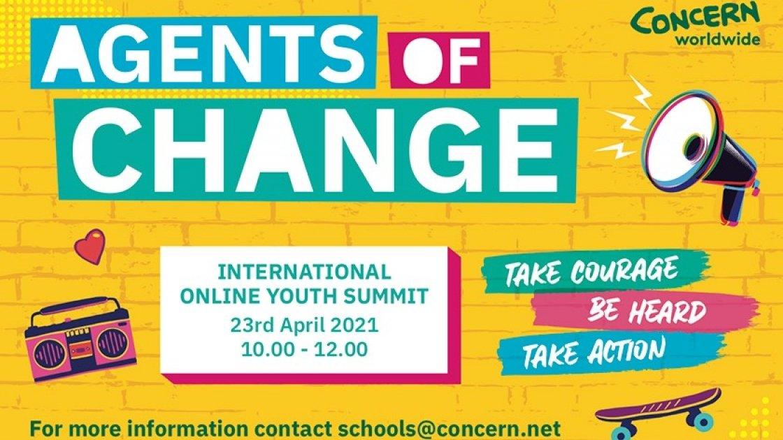 Agents of Change International Youth Summit