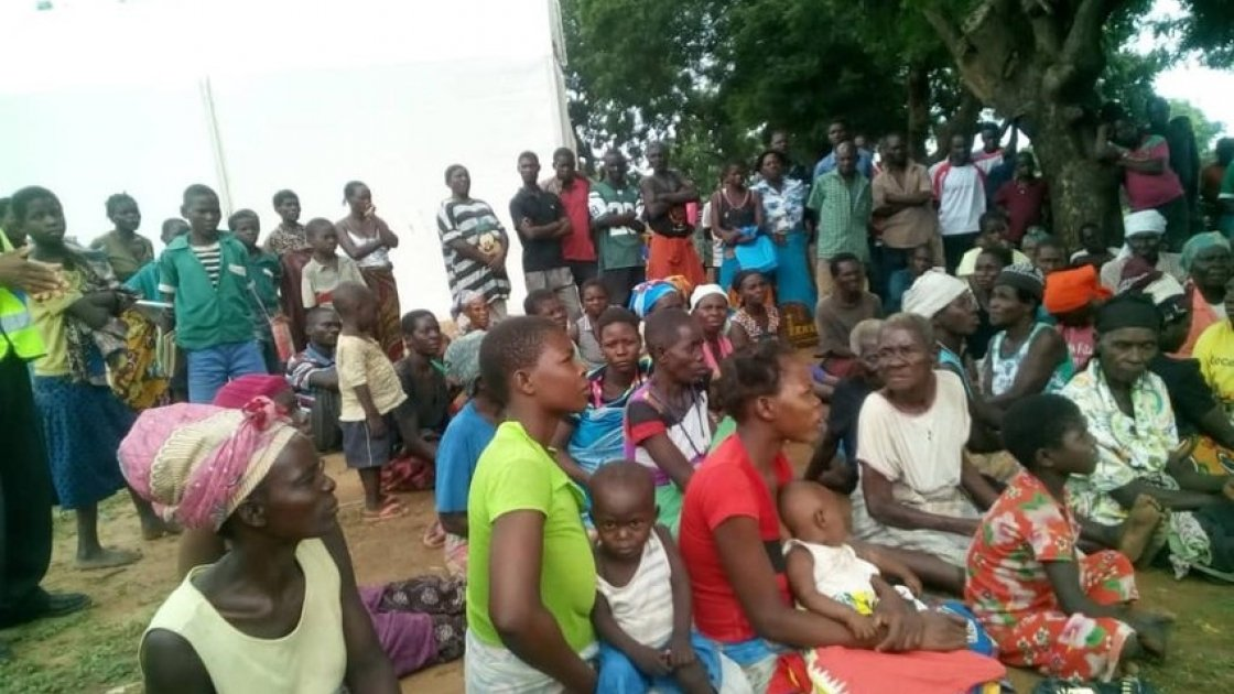 People affected by Cyclone Idai. Photo: Concern Worldwide