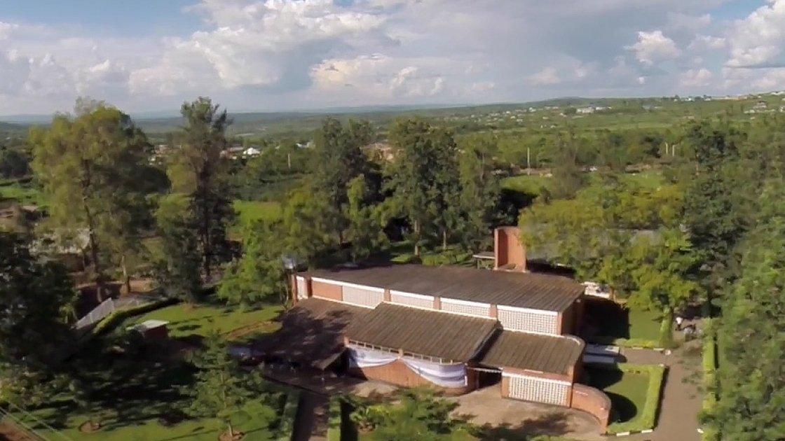 Nyamata Genocide Memorial in Rwanda